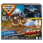 Monster Jam Kinetic Dirt Playset Megalodon Toyworld