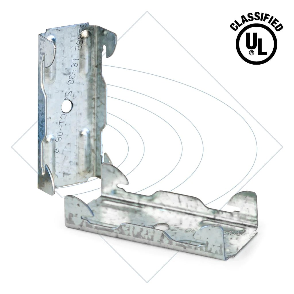 Ib 1 Sound Isolation Clip Soundproofing Company