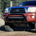 Tacoma Front Lo Pro Winch Bumper 2nd Gen 2005 2011 C4 Fabrication