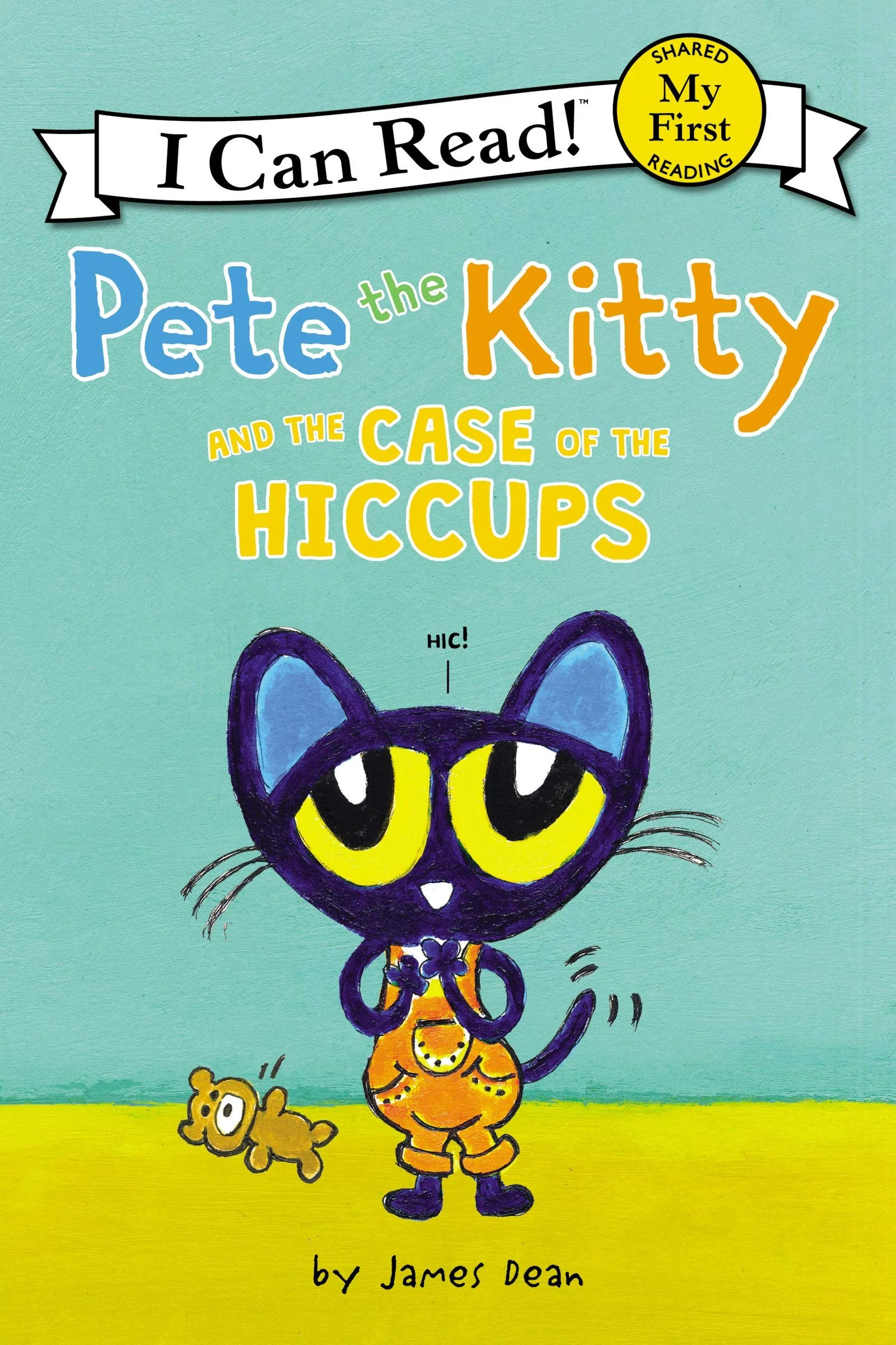 pete the cat pete the kitty and the case of the hiccups
