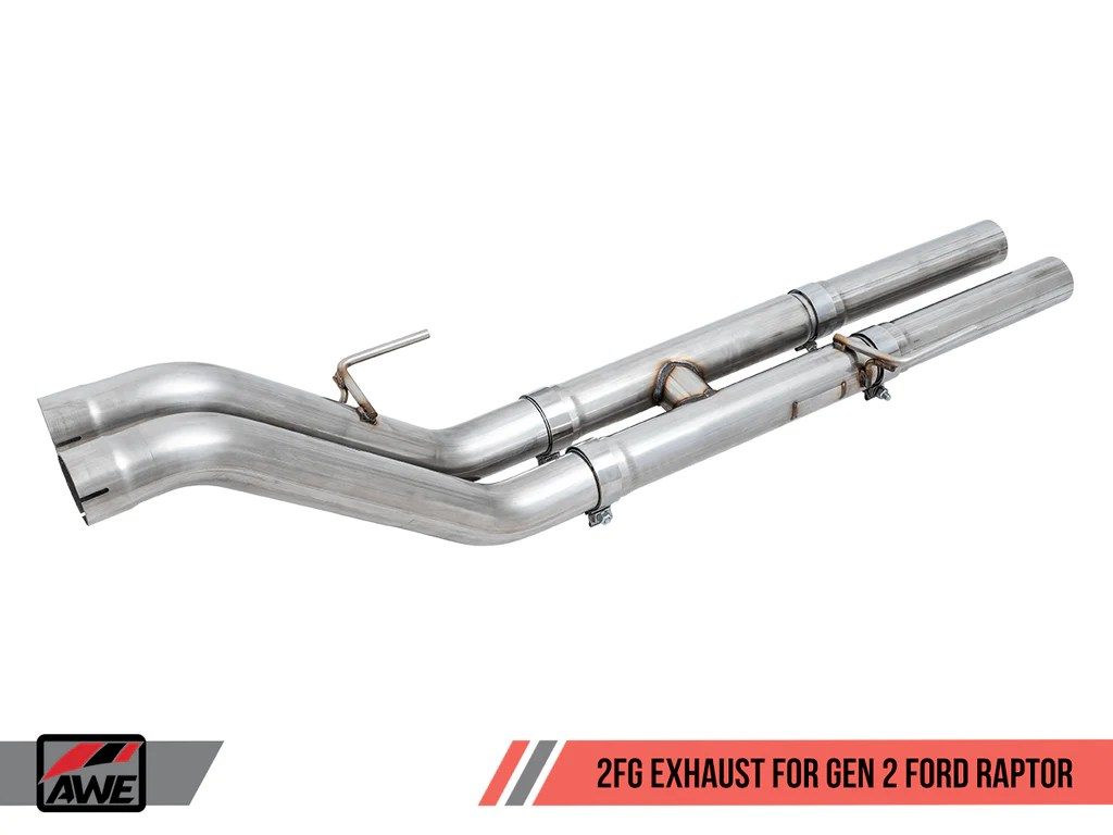 awe 3020 11022 2fg exhaust system 2017