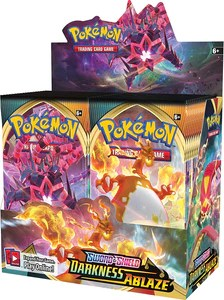 Darkness Ablaze - Box (Preorder)