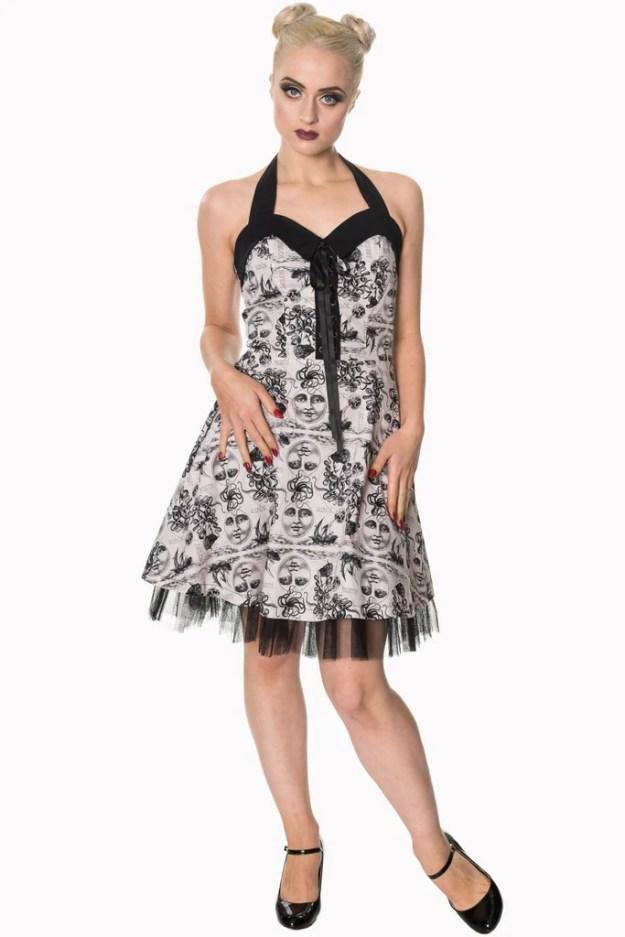 Banned Apparel's Missing in Action Halterneck Dress