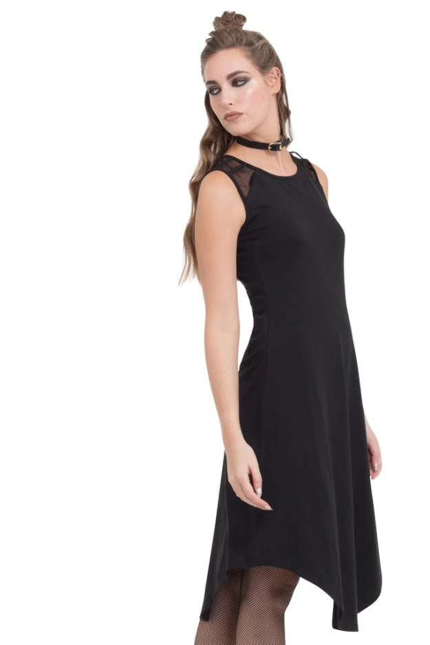 Lace Back Dress by Jawbreaker