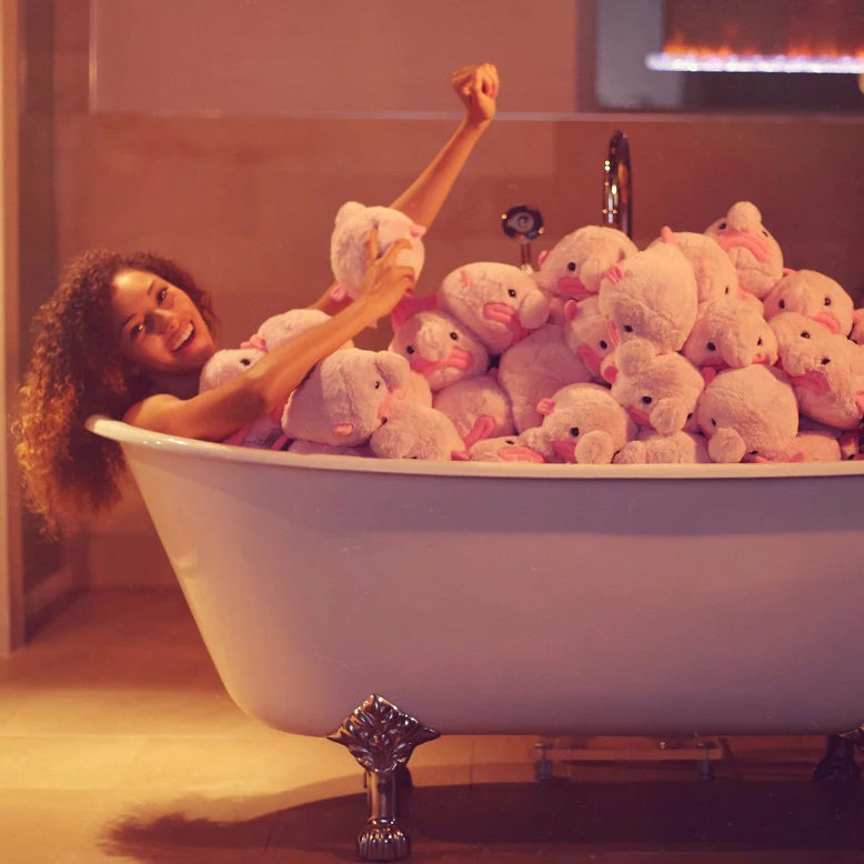 Bath Time Blobby Hashtag Collectibles