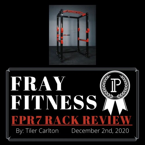 fray fitness fpr7 rack review prized
