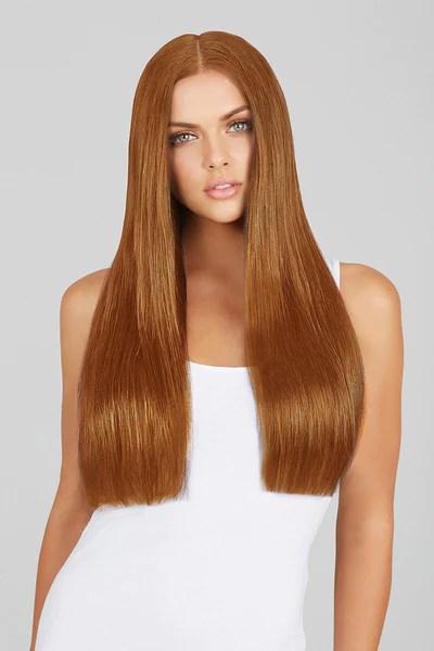 Chestnut Light Brown Hair