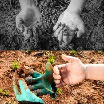 Genius Gardening Gloves
