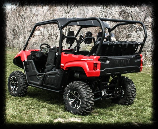 Yamaha Viking Backseat And Roll Cage Kit Utv Accessories