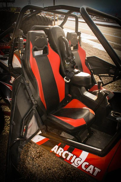 Wildcat 1000 Bump Seat Utv Accessories