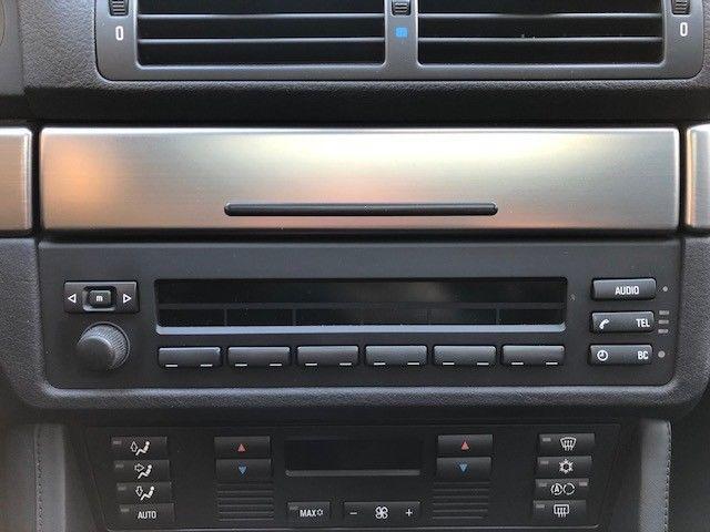 BMW E39 MULTIINFORMATION INFO DISPLAY MID RADIO 2001 2002 2003 E39 52 – German Audio Tech