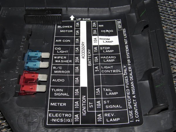 s13 fuse box labels  active wiring diagram hutheadline