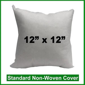cushion forms size 12x12