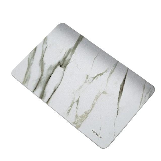 tapis de bain diatomite antiderapant 4rus