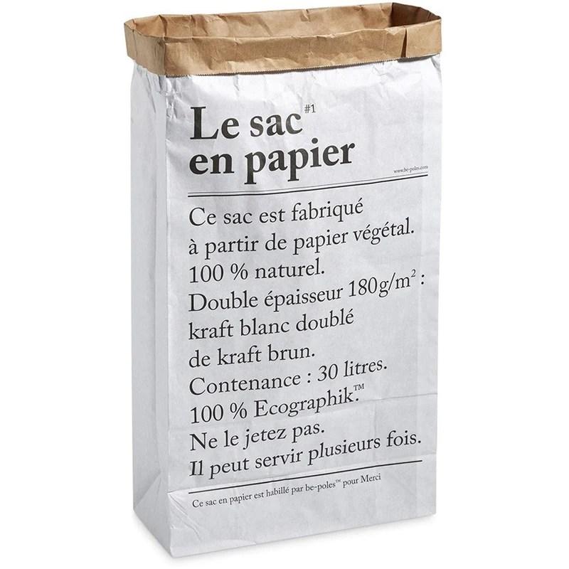 le sac en papier the paper bag