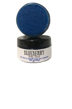 Aroma Delights Blueberry Body Scrub