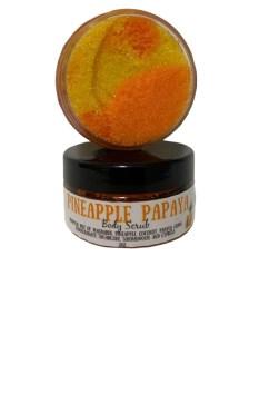 Aroma Delights' Pineapple Papaya Scrub