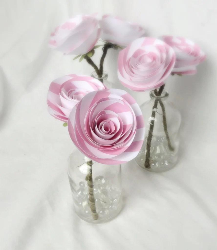 Set Of 3Shower Favors Party Favors Mini Flower Pot