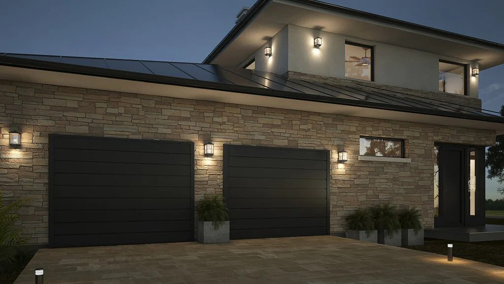 Led Light Fixture Garage