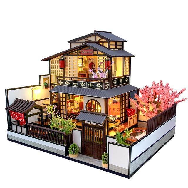 plus belles maisons japonaises en kit