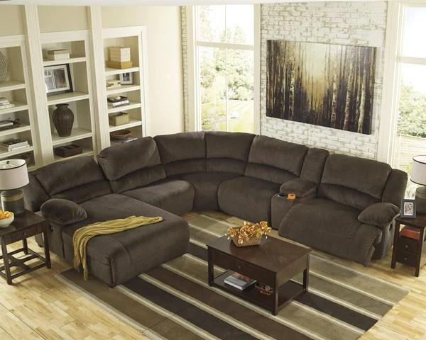 Toletta Sectional Katy Furniture