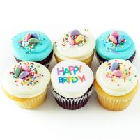 Image result for birthday cupcakes