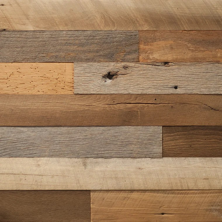 Real Barnwood Easy Install Wall Ceilings Bar Accent Wall