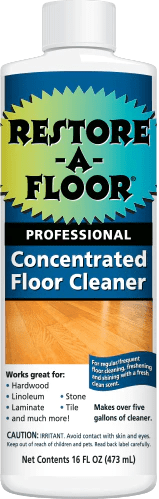 restore a floor concentrated floor cleaner