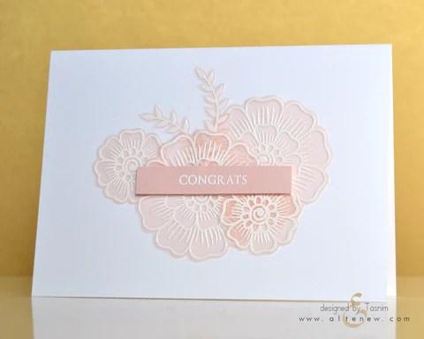 hennah elements card on vellum 1