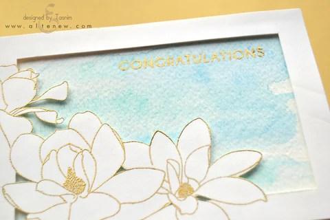 Magnolia card 2