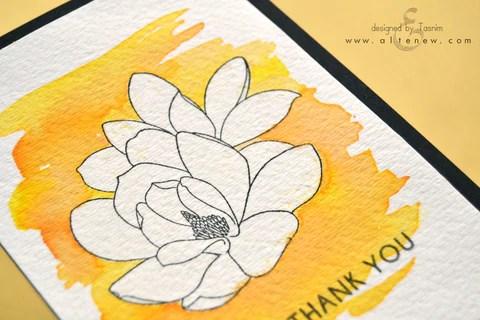 Magnolia card 4