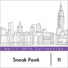 Sketchy American cities skylines sneak peek
