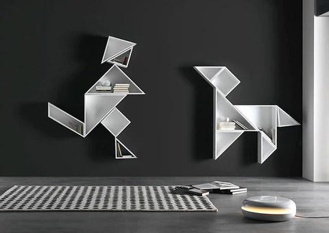 estanteria tangram
