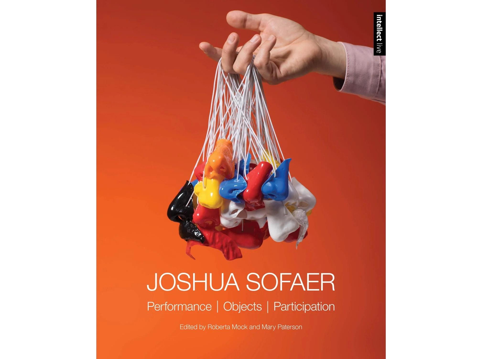 Joshua Sofaer Performance Objects Participation Unbound
