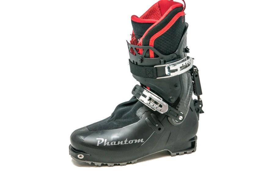 Phantom Splitboarding Slipper, Phantom M6 Binding Review - Awesome Hard Boot Splitboarding Set Up 2