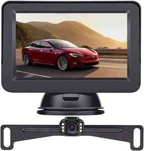2020 HD Backup Camera and Monitor Kit