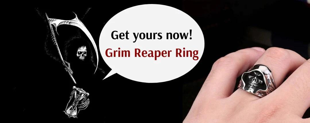 Offer for a Skull Ring