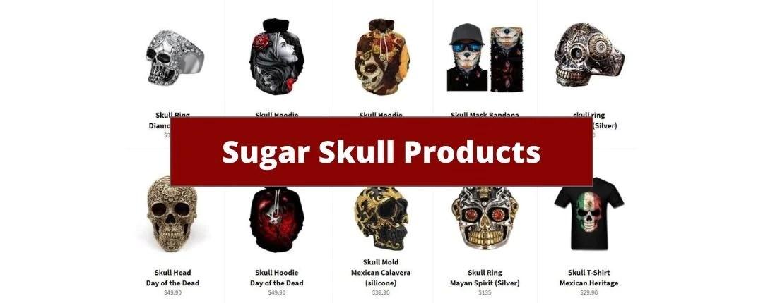 Sugar Skull product