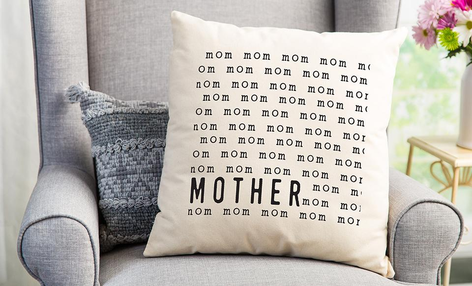 personalized throw pillow covers for an awesome mom