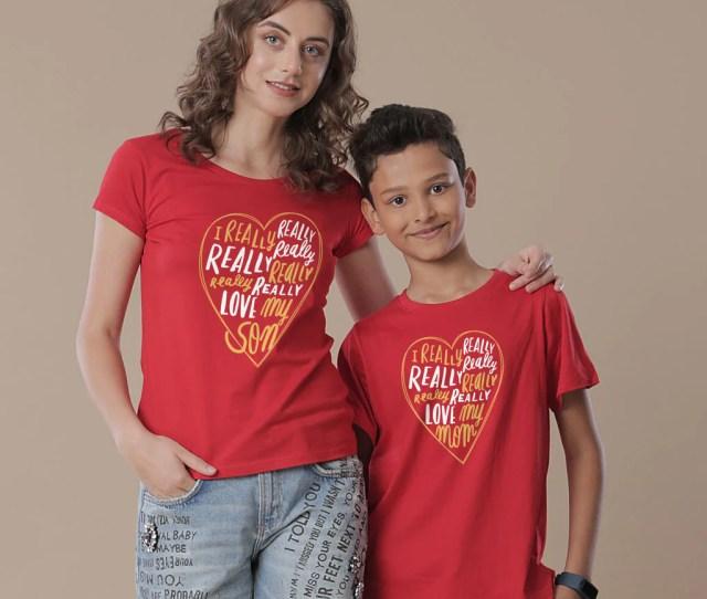 Really Love My Mom Son Tees Jpgv1522147198