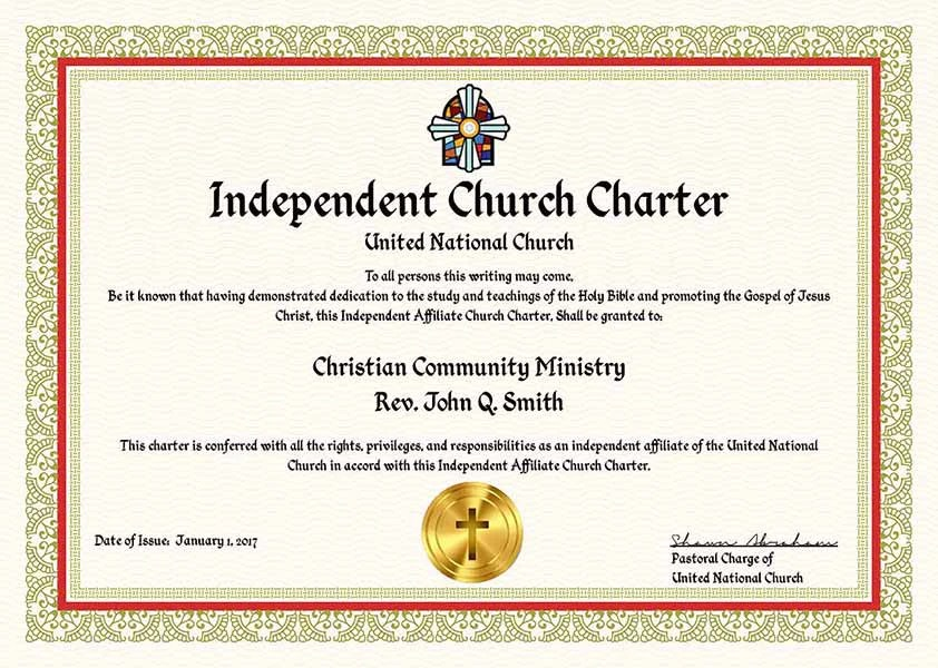Christian Marriage Ceremony Script