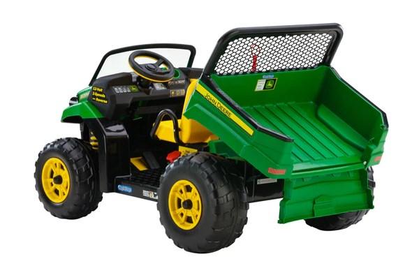 John Deere Tractor 12 Volt Ride