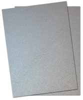Stardream Metallic SILVER Card Stock - 25 pk