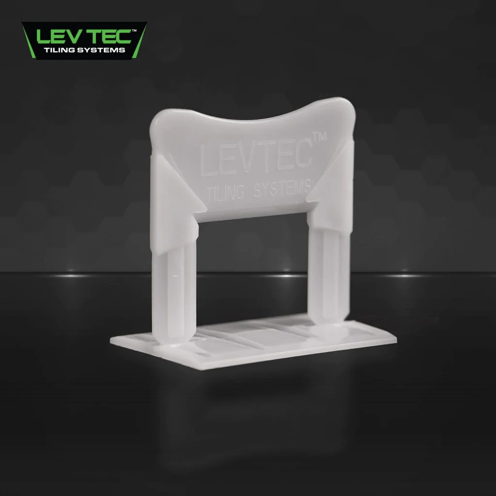 lev tec tile levelling system clips 1 5mm 500pc