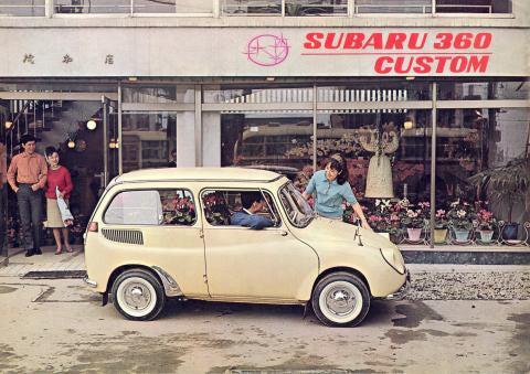 Vintage Subaru Parts JDM CAR PARTS