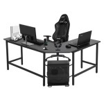 Esf200 L Shaped Gaming Desk Esports Furniture
