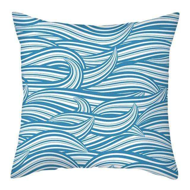 japanese style throw pillow cover