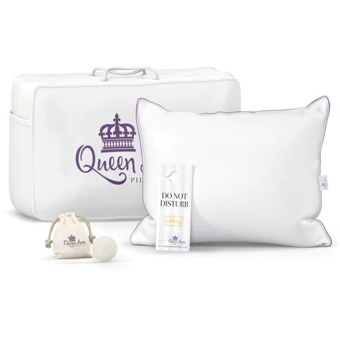 the loftking extra firm density pillow