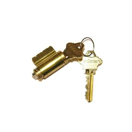 exterior keyed locks