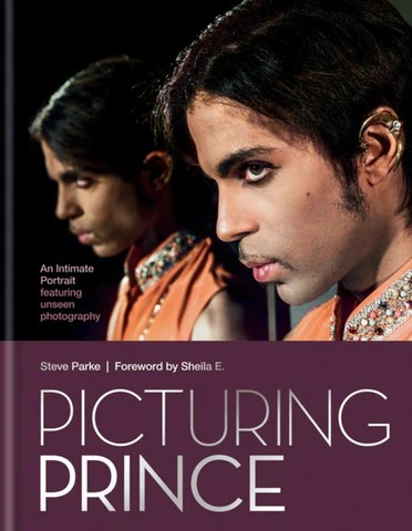 Picturing Prince -- SIGNED, PRE-SALE